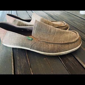 Men's Sanuk Boat Shoes